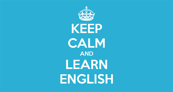 keep calm and learn english angol tanulás