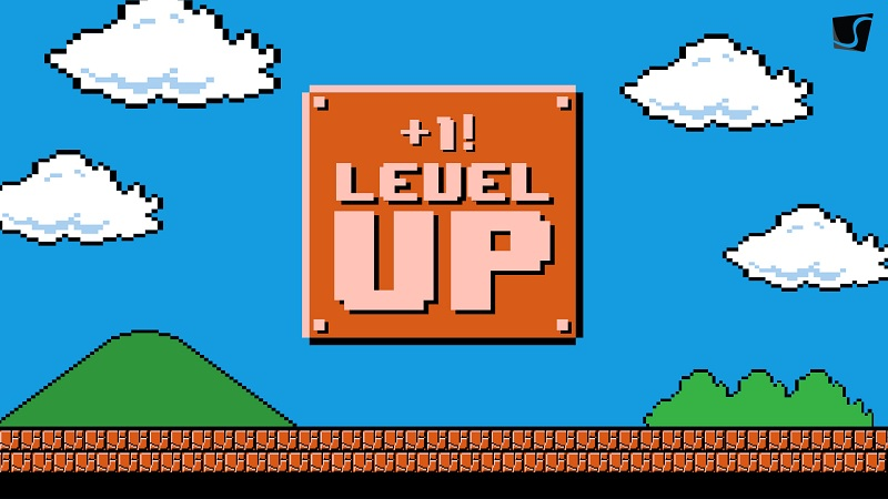 levelup developer super mario