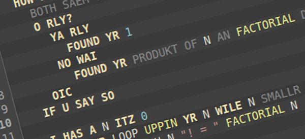 gyűlölt programozási nyelvek