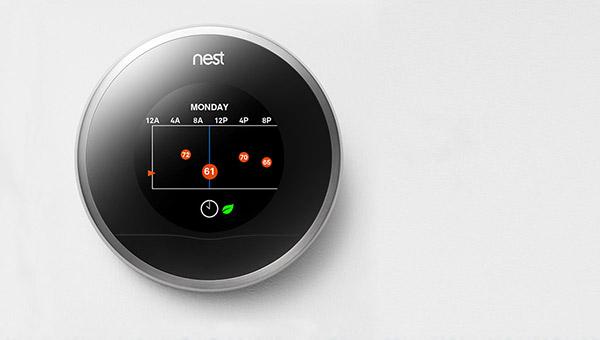 nest termosztát